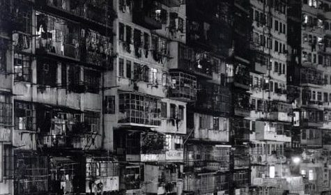 Kowloon Walled City - Cover of City of Darkness - Girard & Lambot
