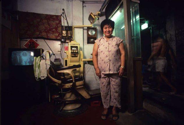 Kowloon Walled City - Dentist - Greg Girard
