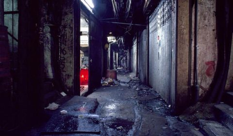 Kowloon Walled City - Kwong Ming Street - Greg Girard