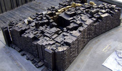 Kowloon Walled City - Model