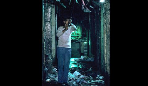 Kowloon Walled City - Pipe Cleaning - Greg Girard
