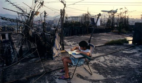 Kowloon Walled City - Roooftop Homework - Greg Girard