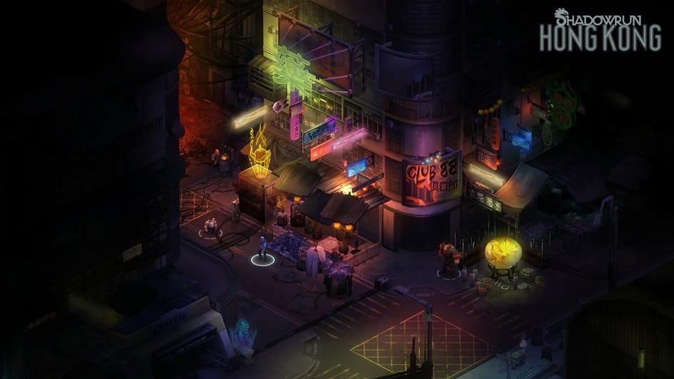 Shadowrun: Hong Kong - Outer KWC - Harebrained Schemes