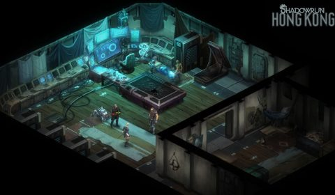 Shadowrun: Hong Kong - Hacker Den - Harebrained Schemes