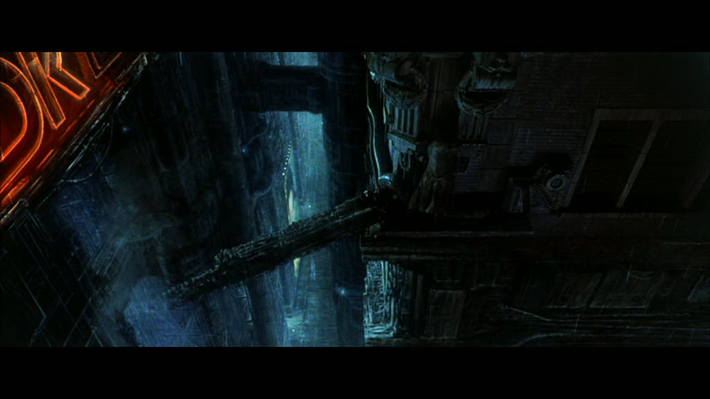 Metropolis - Merge of Old & New, Blade Runner, 1982