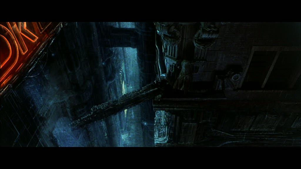 Metropolis - Merge of Old & New, Blade Runner, 1982