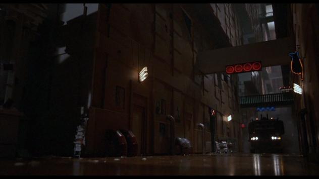 Metropolis - Lower Street Levels, Brazil, 1985