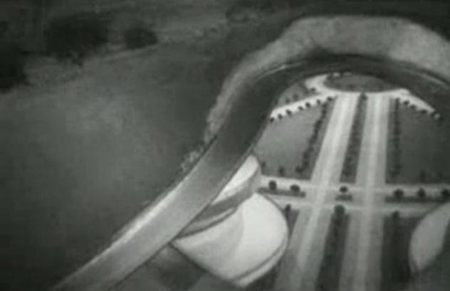 Metropolis - Underground City, Things to Come, 1936