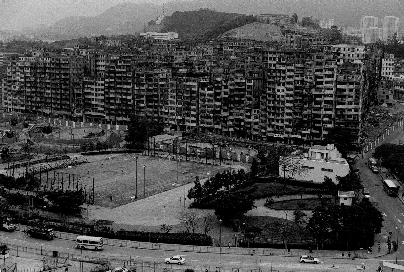 Kowloon Walled City 1993 before Demolition - SCMP.com