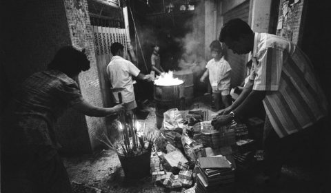Kowloon Walled City - Appeasing Spirits - SCMP.com