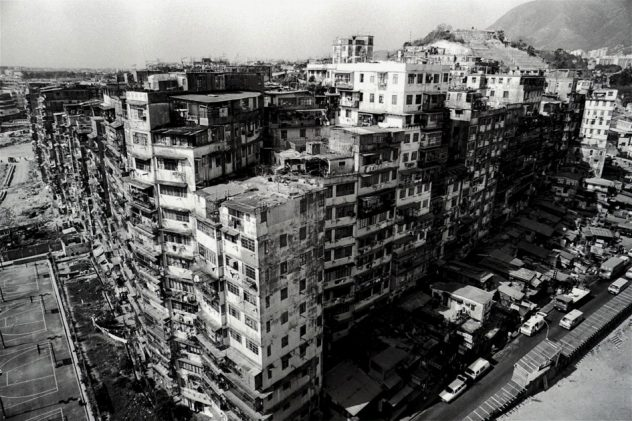Kowloon Walled City - Overview 01 - SCMP.com