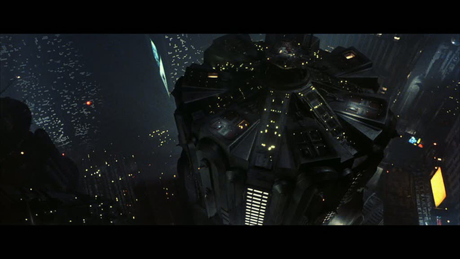 ToB - Police Station in Ridley Scott's Blade Runner, 1982