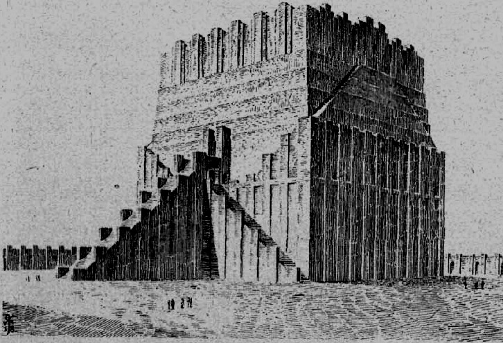 Tower of Babylon - Etemenanki Ziggurat