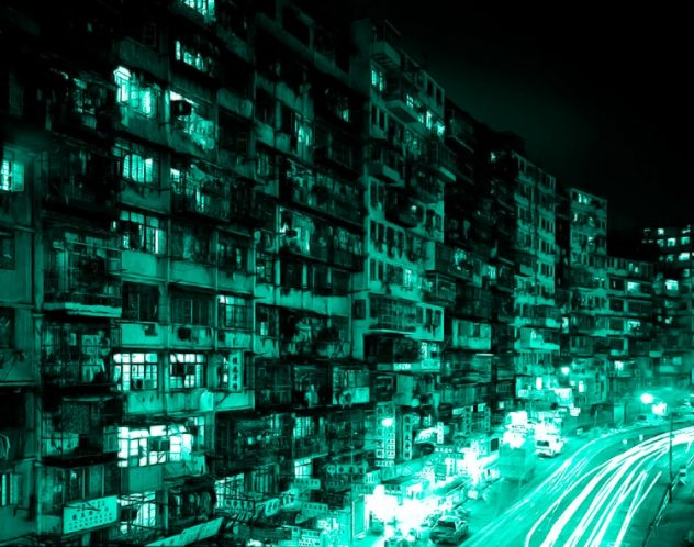 Kowloon Walled City - Feature