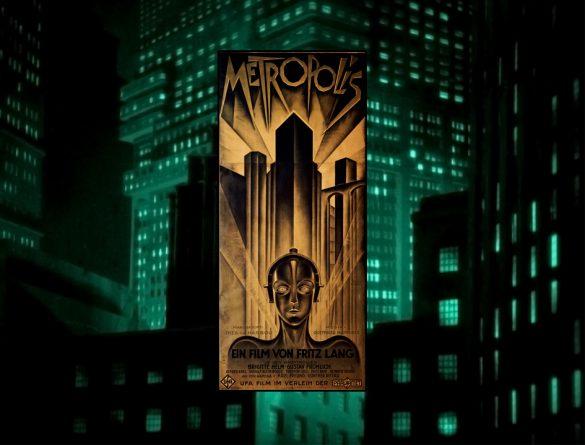 Metropolis - Feature, UFA Babelsberg 1927