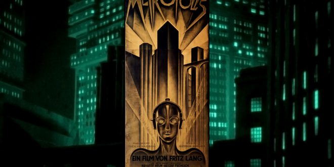Metropolis (1927): Blueprint for Urban Dystopian Cinema