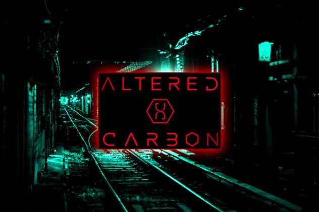 Altered Carbon Netflix Series