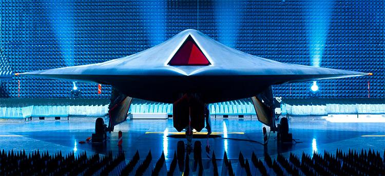 "BAE Systems Autonomous Drone ""Taranis"" / ""Raptor"""
