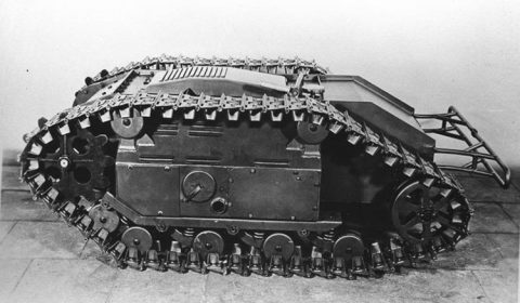 Goliath Sprengpanzer