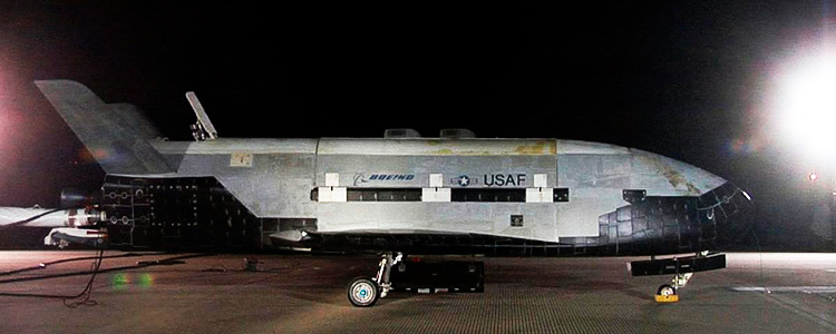X-37B Boing Space Drone