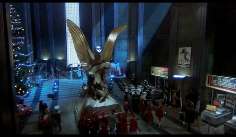 """Admin Hall in """"Brazil"""" (1985) [00h:11m:45s]"""