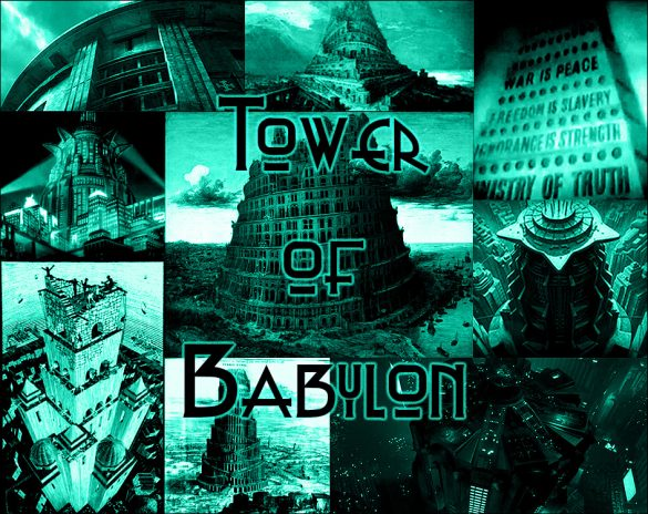 Tower of Babylon Feature Planet Dystopia