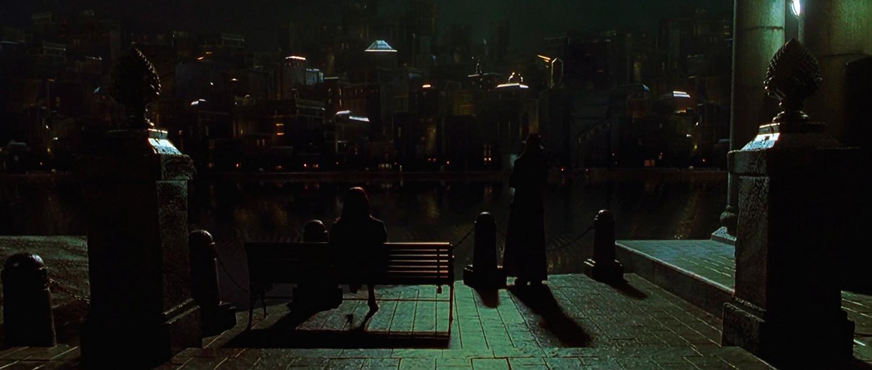 Dark City 1998 Skyline