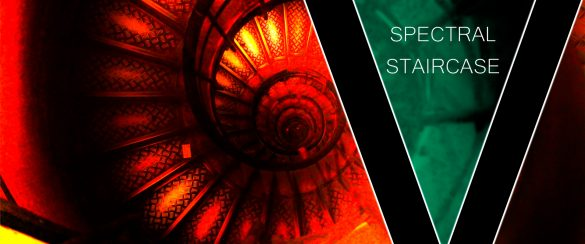 VMEM - Spectral Staircase Cover