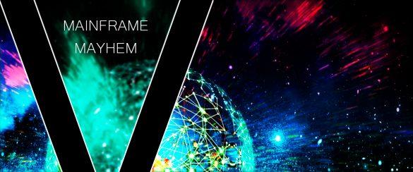 VMEM - Mainframe Mayhem Cover Dystotech Dystowave