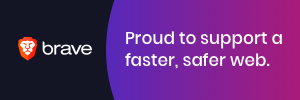 Brave Browser. The faster & safer browser. Recommended.