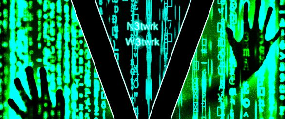 N3twrk W3twrk (Network Wetwork) full cover